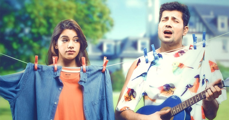 Permanent Roommates- a cute love story.