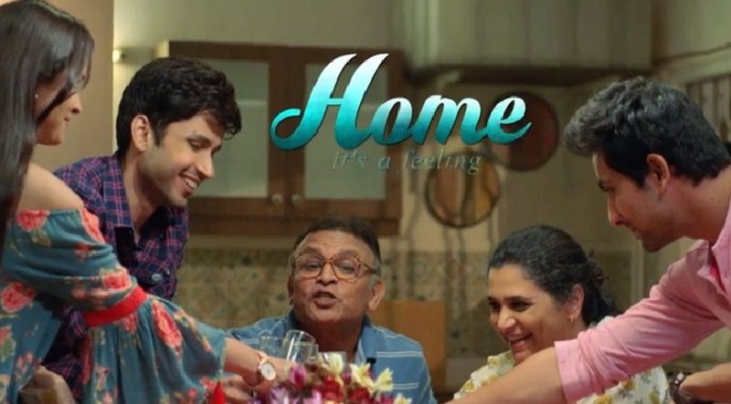 Home is the story about a struggling family wanting to save their home.