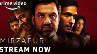 mirzapur amazon prime reviews