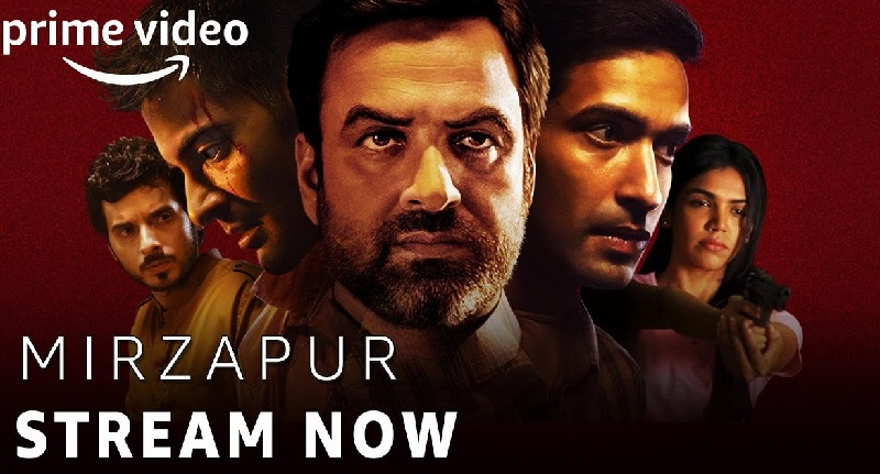Mirzapur breaks all records with its storyline.