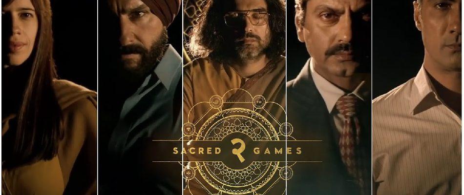 Scared games 2 netflix India