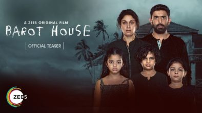 Zee5 Barot house review- Just Web Series