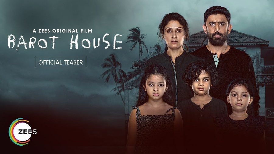 Zee5 Barot house is set to bring fear home.
