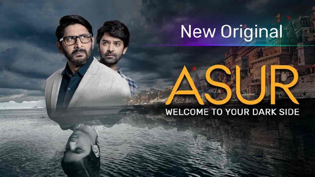 Asur web series voot arshad warsi download