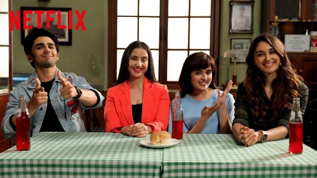 Maska-netlifx-web-series-review-manisha-koirala-nikita-dutta