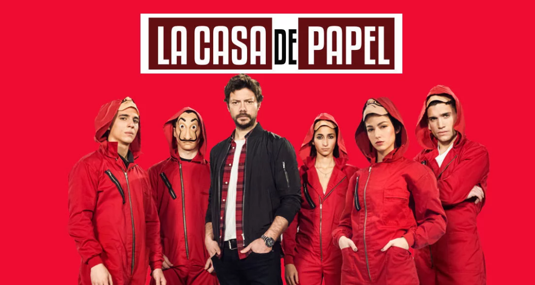 Money heist is back with yet another season.