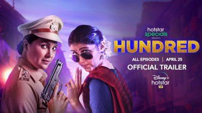 hundred web series hotstar review