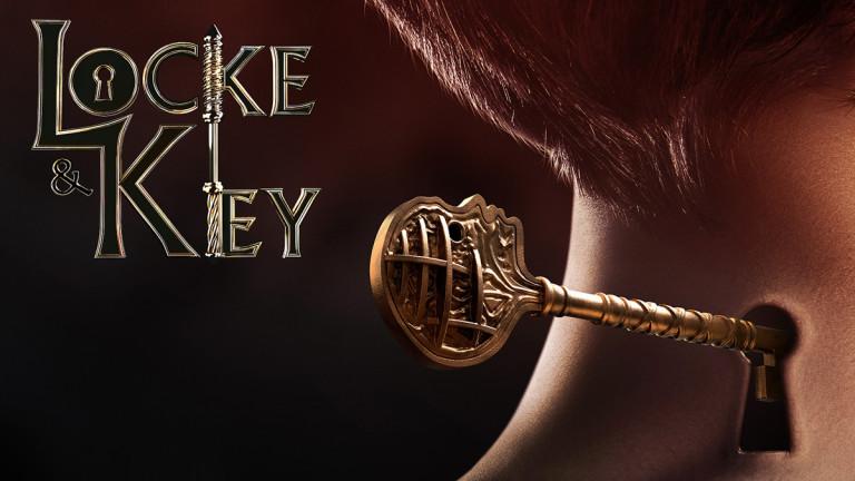 Locke and key- the magical story of keys.
