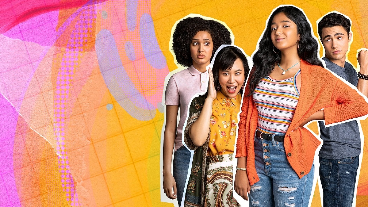 Meet the typical Indian teen abroad with Netflix's Never Have I Ever.