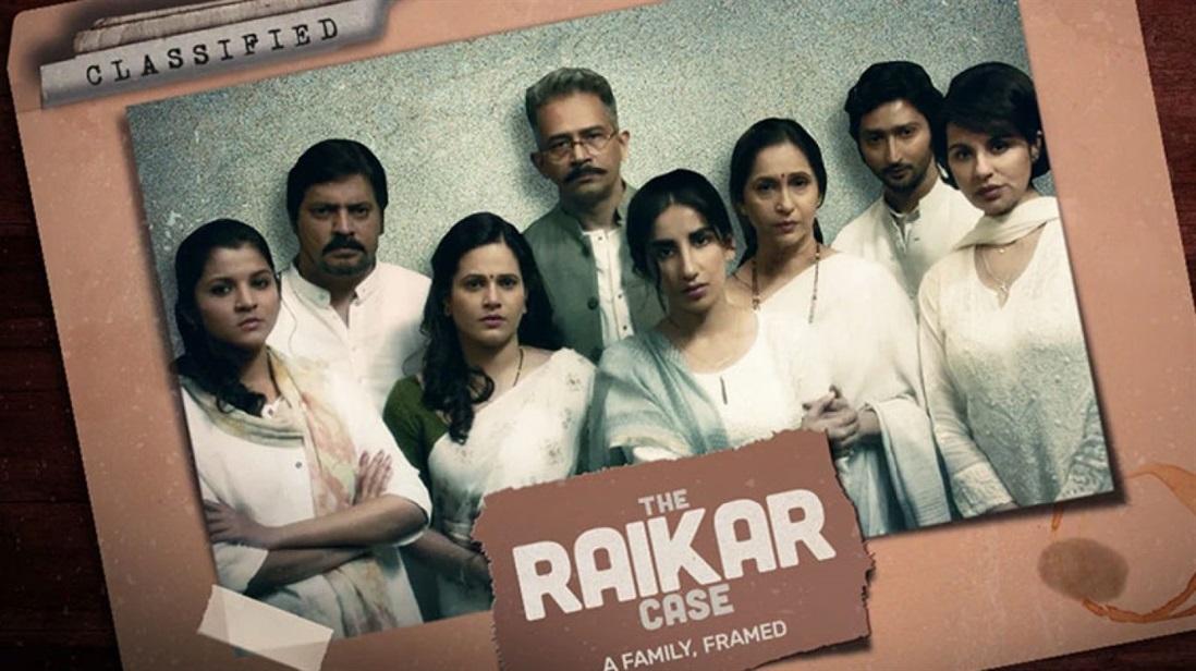 The Raikar case- a family murder mystery unfolds.