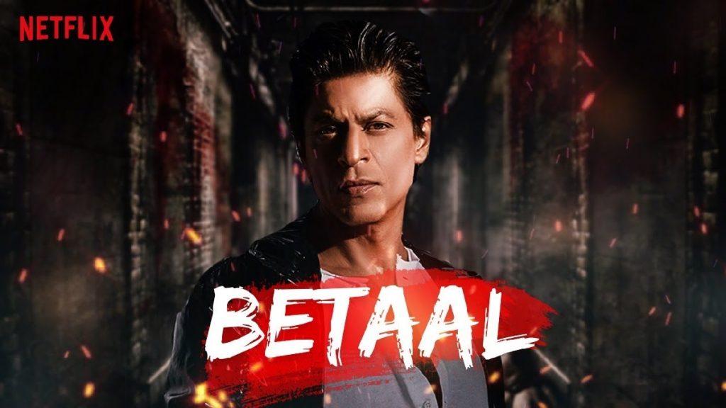 betaal-web-series-netflix-reviews-shahruk-khan