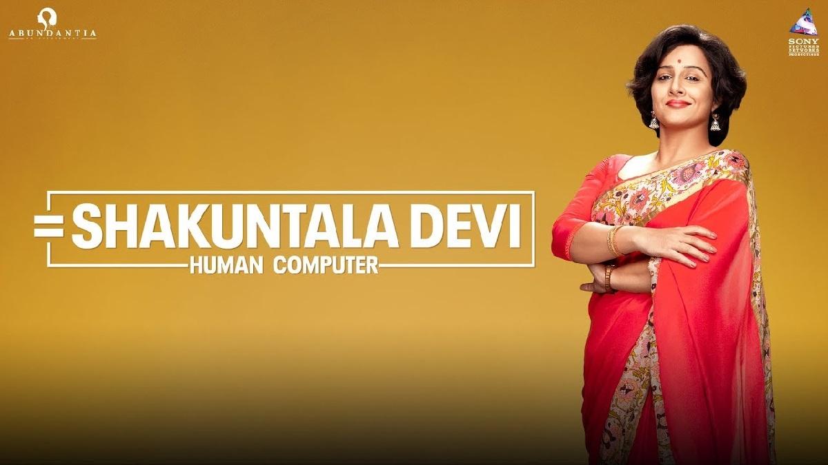 Vidya Balan shines as Shakuntala Devi in this Maths biopic.
