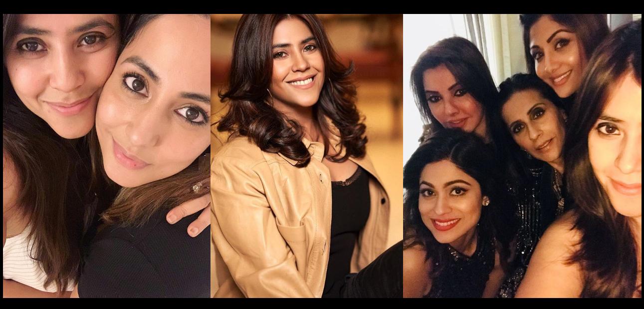 Birthday girl Ekta Kapoor questions controversies on XXX-2 on threats of rape.