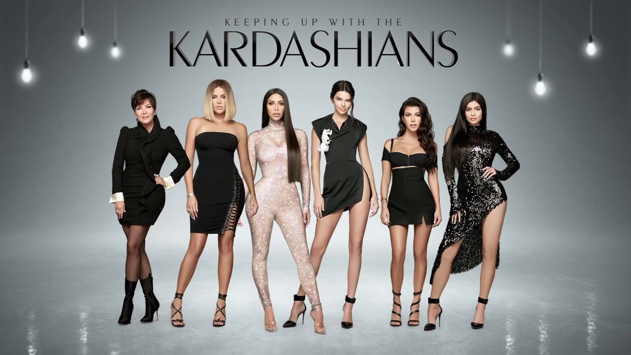 We cant keep calm as Keeping up with the Kardashians is now on Neflix .