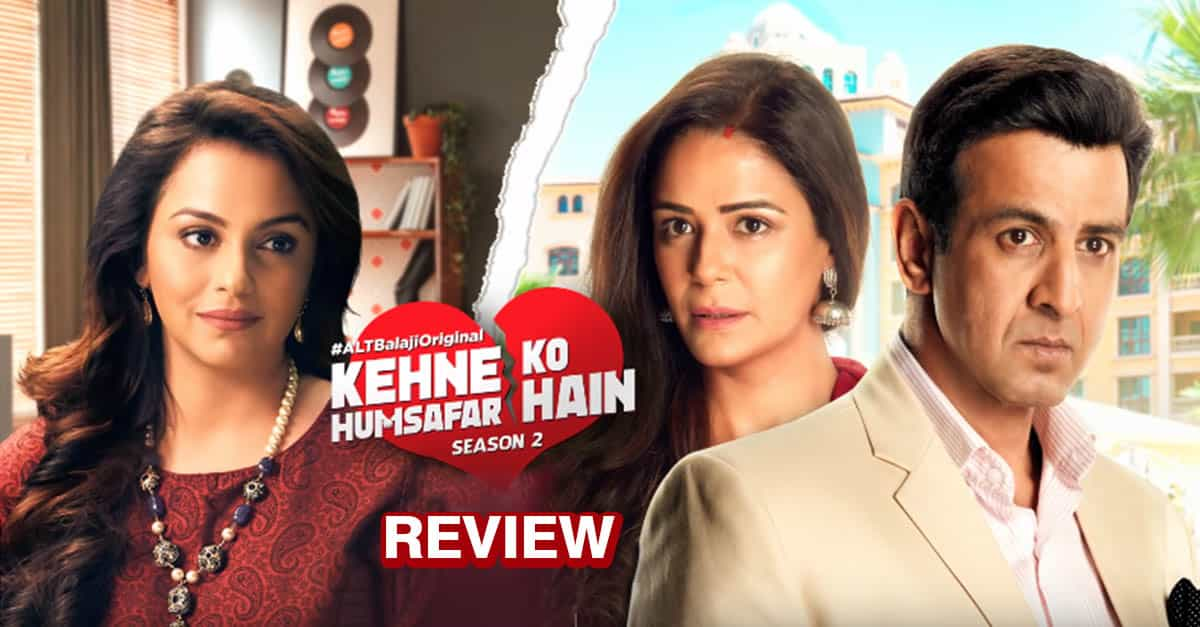 Kehne ko humsafar hai is back with season 3 on Alt balaji.