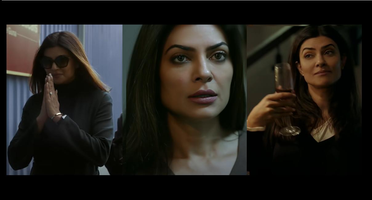 Aarya brings back Sushmita Sen in a strong role on Disney+Hotstar.