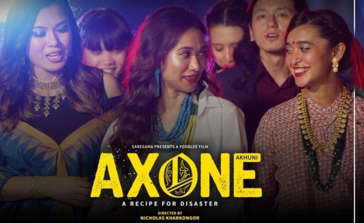 A peek into the northeast Indian culture with Netflix's Axone.