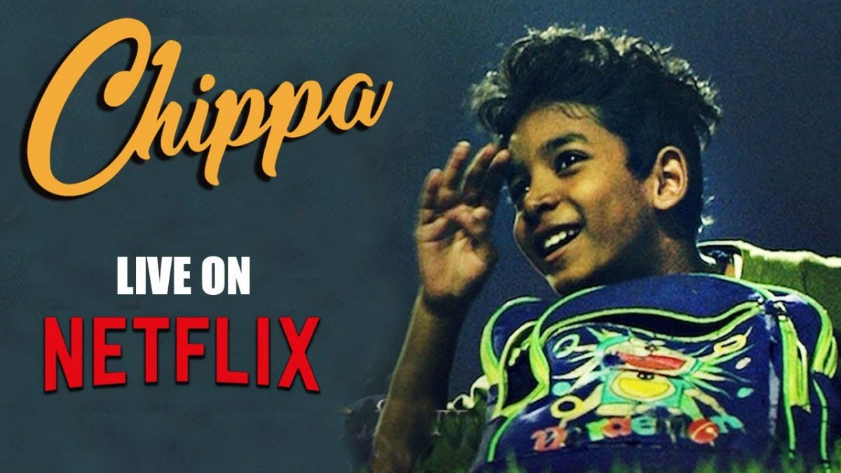 Chippa is the sweet story of a boy with a letter and dreams.