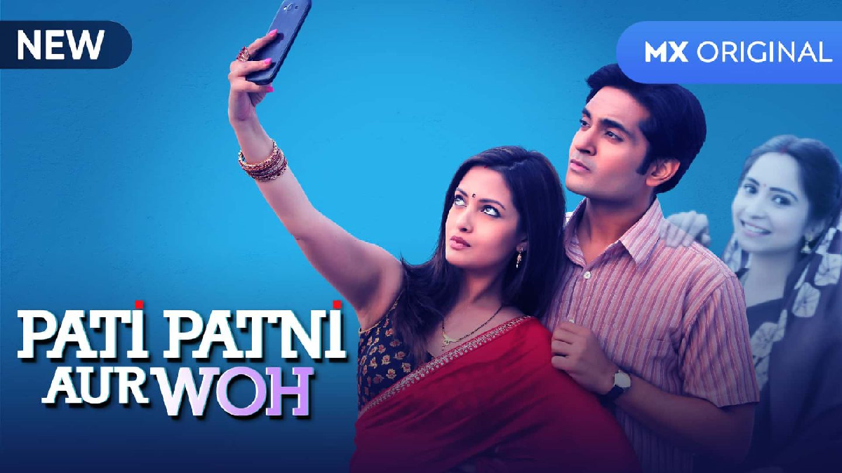 MX Player is here with a horror comedy- Pati, patni aur woh.