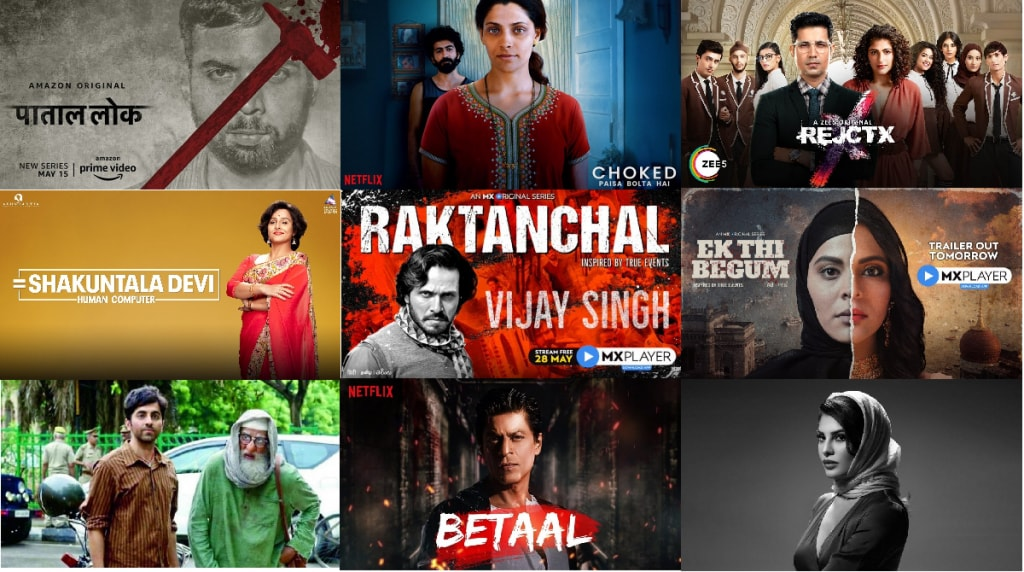 The Best Hindi Web Series of 2020.