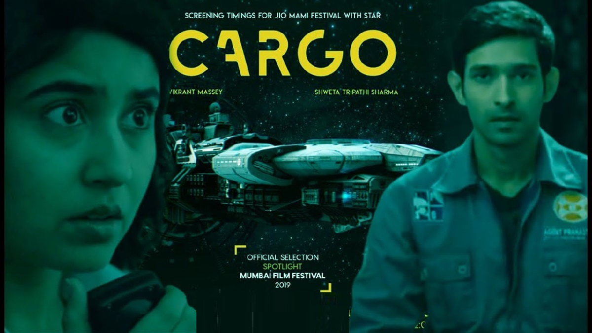 Cargo, the Indian sci-fiction movie you will love.