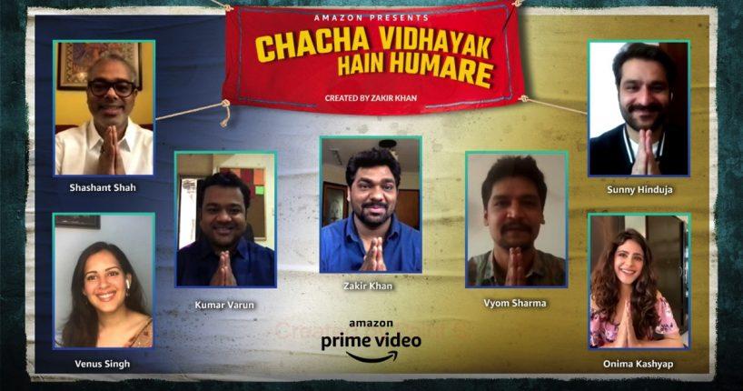 Chacha Vidhayak Hain Humare Season 2 review- just web series media