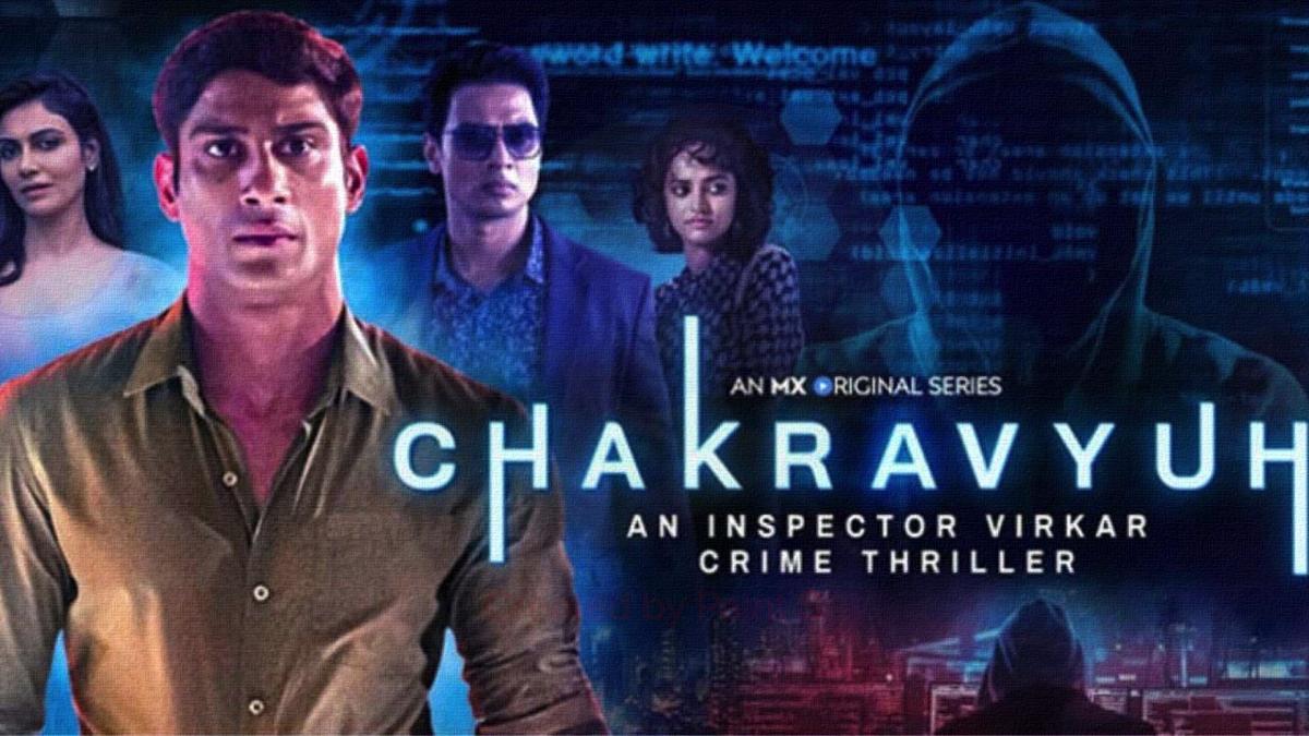 Chakravyuh Web Series MX Player Review.