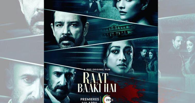 raat baaki hai web series review