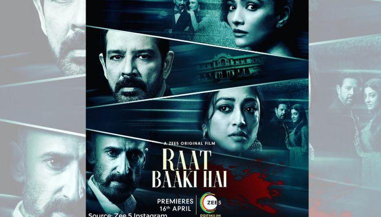 Raat Baaki Hai, a cutting edge thriller to keep you hooked.