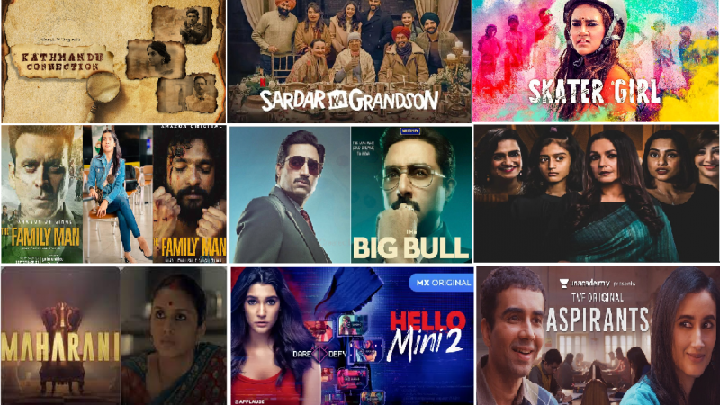 Best Indian Movies & Web Series in 2021 you shouldn't miss on OTT.