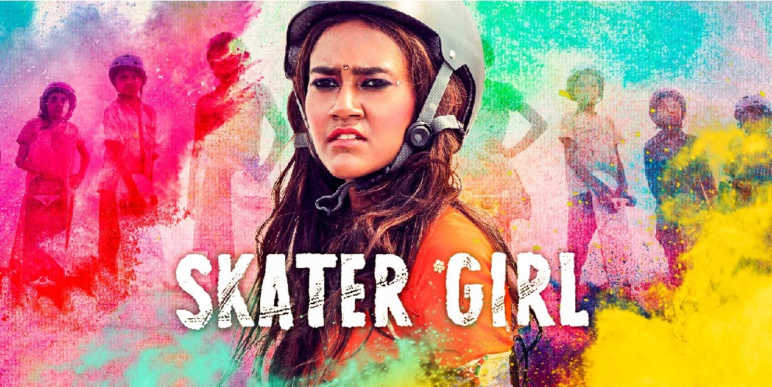 Skater Girl review- The village girl who dared to dream on wheels.