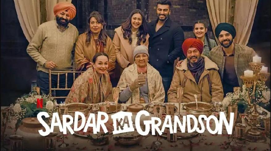 Sardar_Ka_Grandson_movie_netflix_review