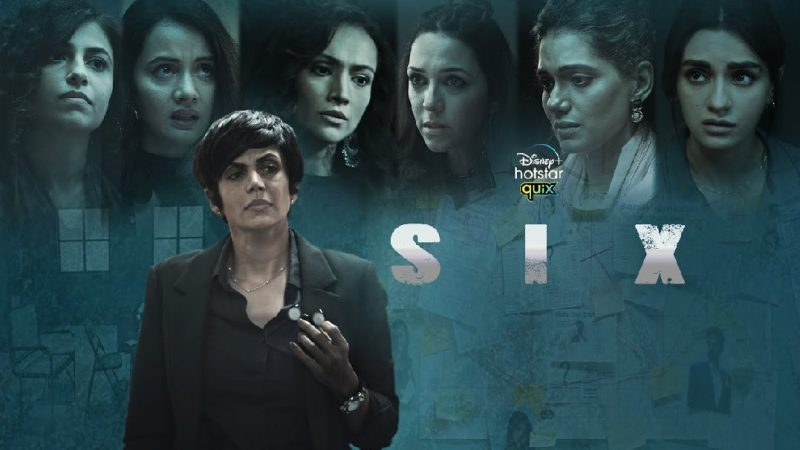 Six: The Latest Must Watch Web Series-Streaming Now on Hotstar Quix.