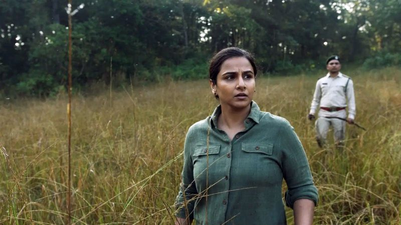 Watch Vidya Balan take over the jungle with her new release, Sherni on Amazon Prime Video.